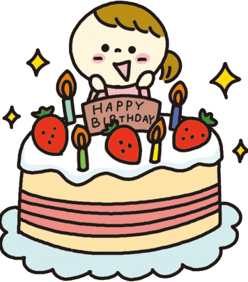 保護中: 7月生まれの誕生日会