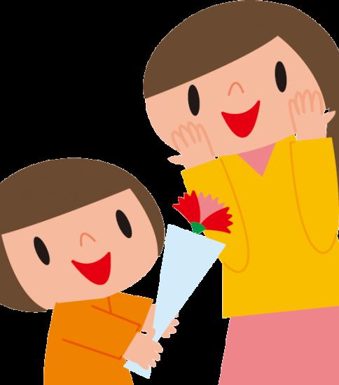 保護中: 母の日集い