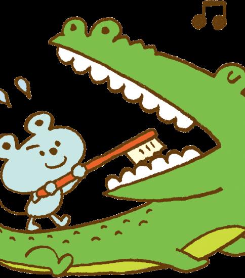 保護中: 虫歯予防集会